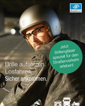 Aktion Brille im Verkehr