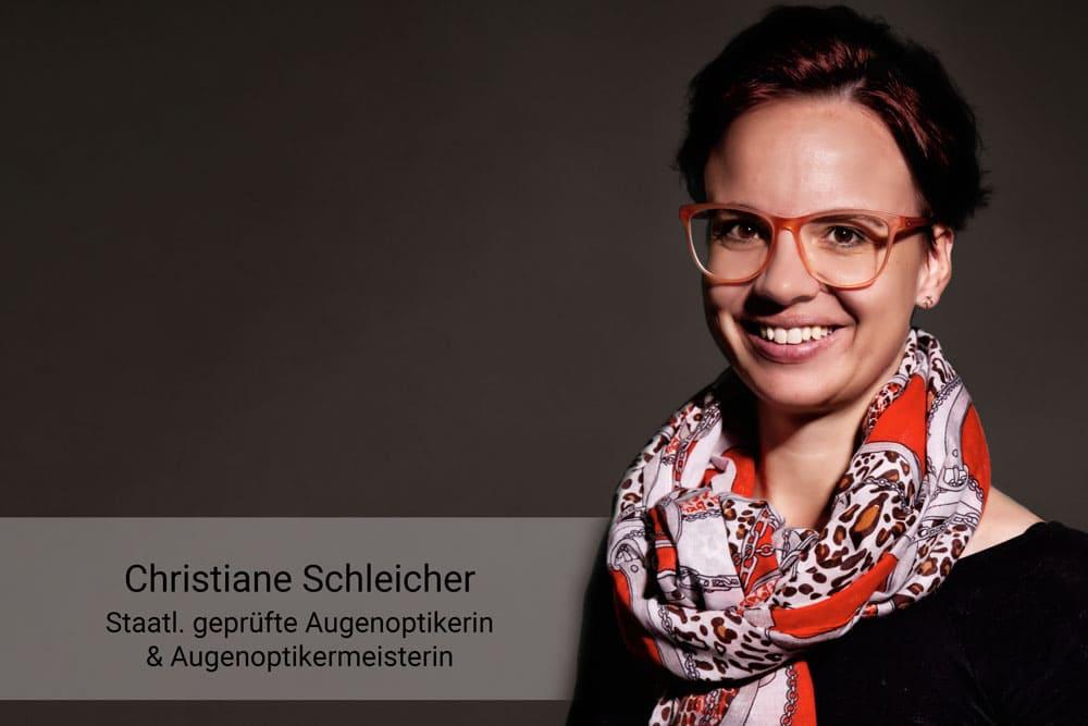 Christiane Schleicher